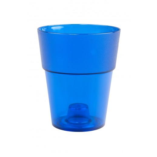 Кашпо для орхидей  КОЛО  синий 1,5 Л